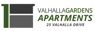 Valhalla Gardens logo